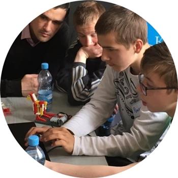 Особенные дети и робототехника